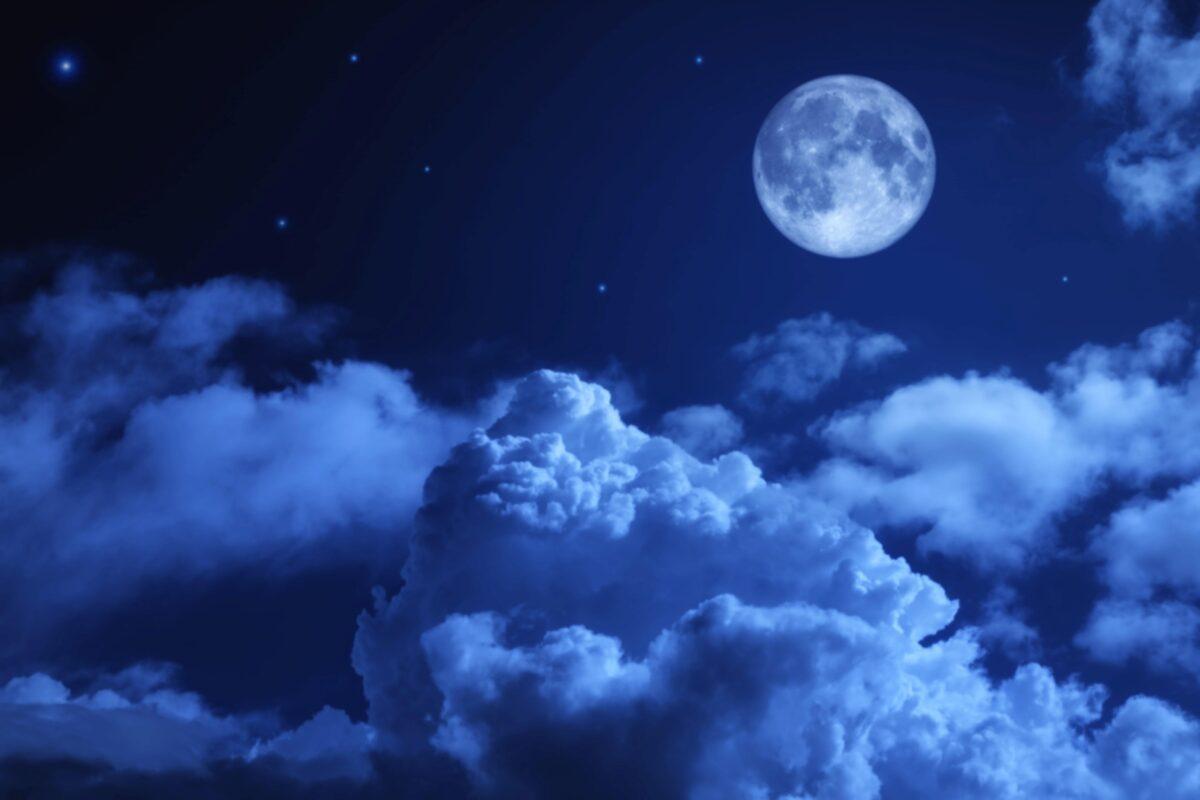 Night time scene min